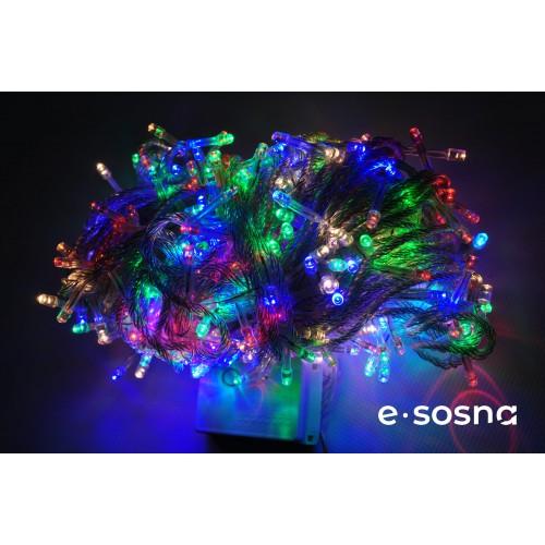Гирлянда 500 LED 28 м мульти