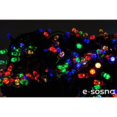 Гирлянда Рубин 500 LED 28 м мульти