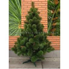 Новогодняя сосна Зеленая 240 см