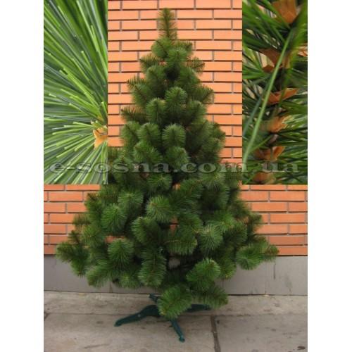 Новогодняя сосна Зеленая 210 см